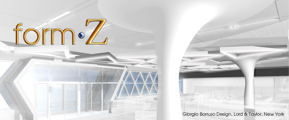 formZ 3D Modeling Software for Architects, Animation, Movies | Home