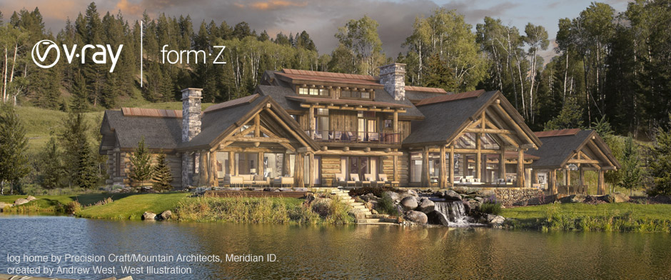 formZ 3D Modeling Software for Architects, Animation, Movies